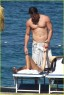 Channing Tatum & Jenna Dewan Hit The Beach In Italy