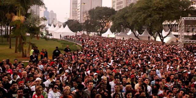 Feira Cultura LGBT - Parada Gay 2012