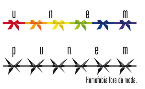Homofobia Fora de Moda