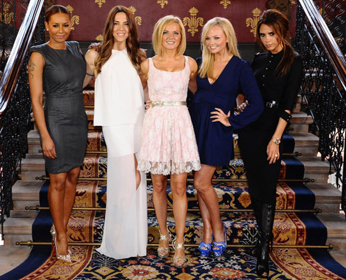 Spice Girls Juntas Musical - Do Que Os Gays Gostam