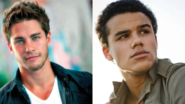 Novidades no elenco de Glee Dean Geyer jacob Artist