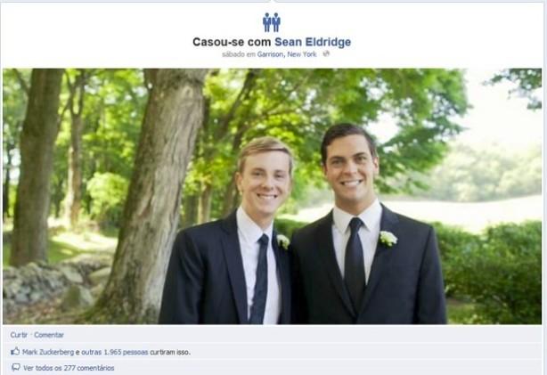 Facebook Casais Gays - Do Que Os Gays Gostam