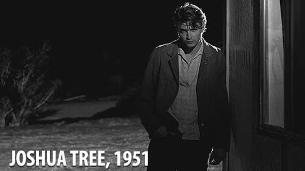 Filme verdade sexualidade James Dean Joshua Tree 51