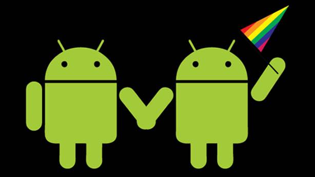 Gays Gostam: Android é a marca preferida de gays e lésbicas