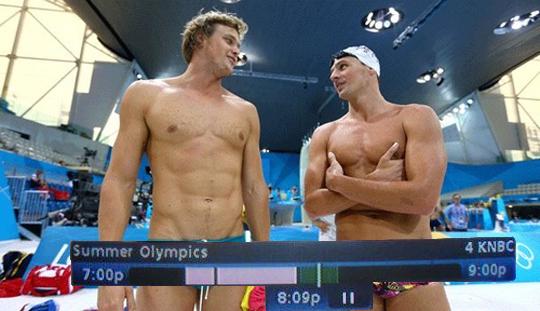 Jogos Olímpicos ou Pornô Gay? Gays Gostam