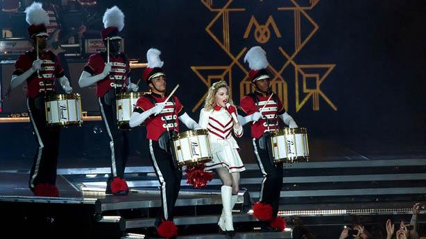 Madonna MDNA Tour Brasil