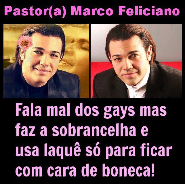 Aids é uma doença predominantemente gay diz pastor Marco Feliciano