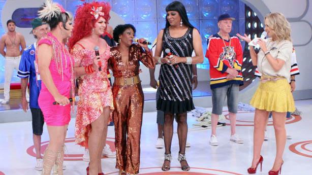 Eliana suspende quadros com gays por que agora é mãe de família
