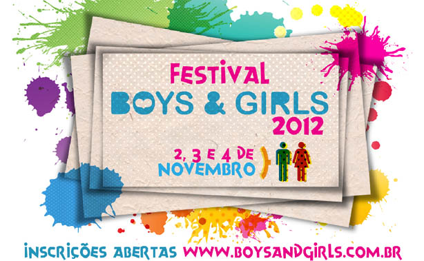 Festival Boys & Girls - Gays Gostam