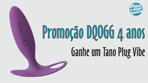 Promoção DQOGG 4 anos 'Eu quero um PicoBong'
